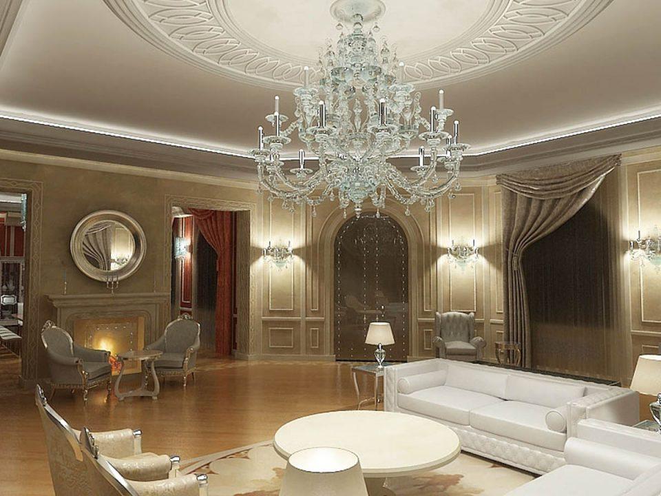 Luksuzna vila, Moskva, Rusija