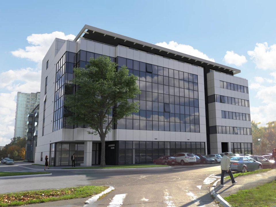 Poslovni objekat Atrijum 63, Novi Beograd