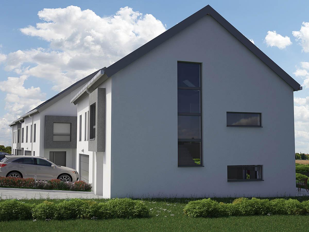 3D Brza realizacija 3d kuća stambeni objekti