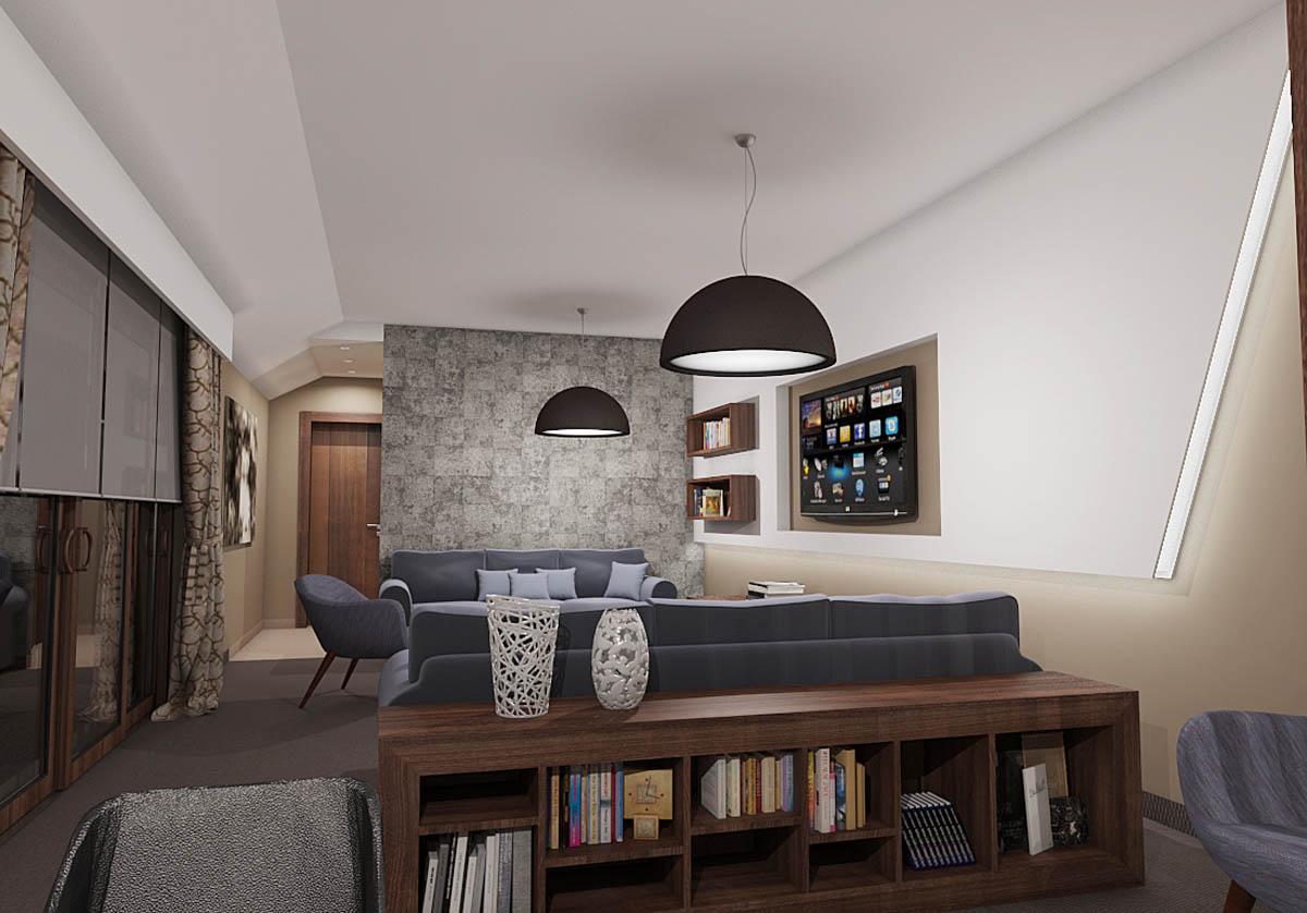 3D Boje teksture materijali Enterijer hotelskog apartmana