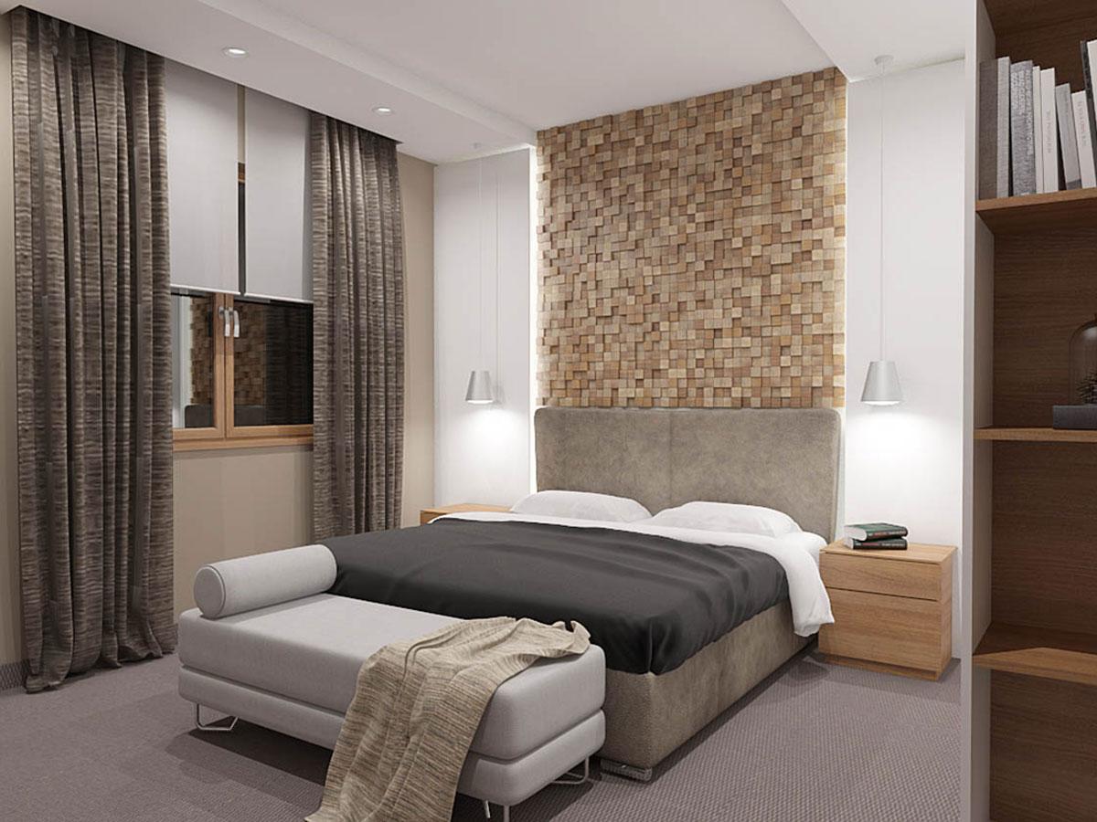 3D-Hotel Enterijer hotelskog apartmana
