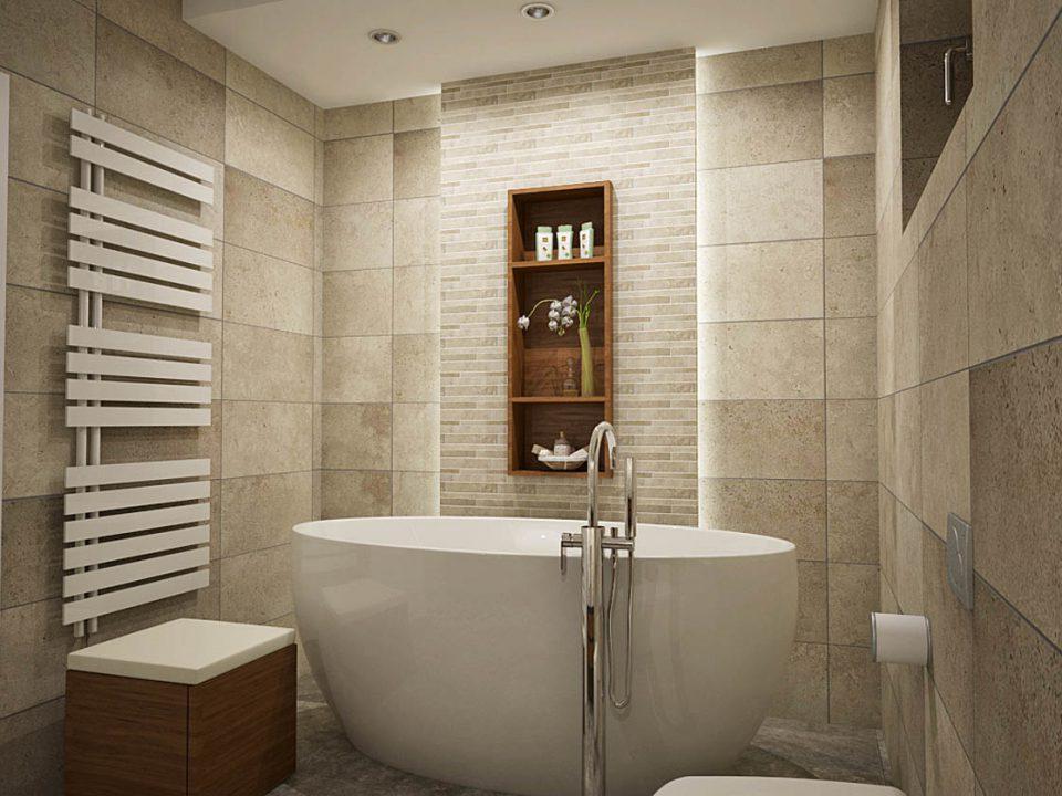 3D Vizuelizacija kupatilo