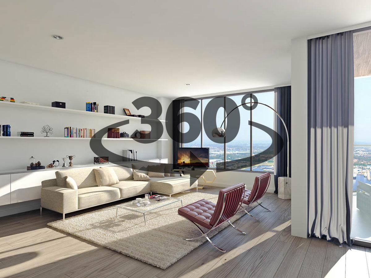 360 panorama Amsterdam